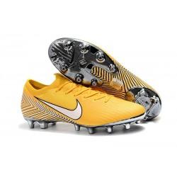 Nike Mercurial Vapor 360 Elite AG-PRO Botas de Fútbol Neymar Amarillo