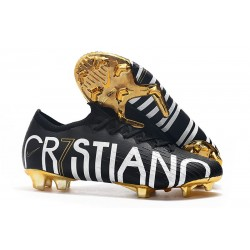 Nike Cristiano Ronaldo CR7 Zapatos de Fútbol Mercurial Vapor XII Elite FG