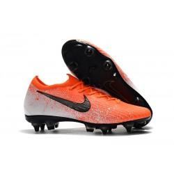 Nike Mercurial Vapor XII Elite SG-Pro AC Naranja Negro