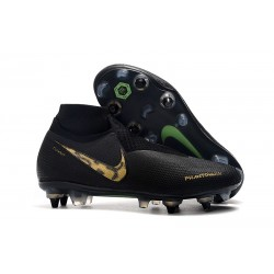 Nike Phantom VSN Elite DF SG-Pro Anti Clog Botas Black Lux