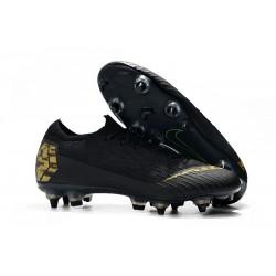 Nike Mercurial Vapor XII Elite SG-Pro AC Negro Or