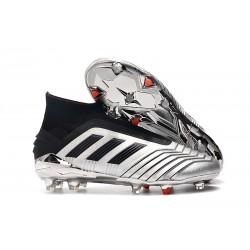 Botas de fútbol adidas PREDATOR 19+ FG - Argento Negro