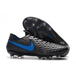 Zapatillas de Fútbol Nike Tiempo Legend 8 FG - Negro Azul