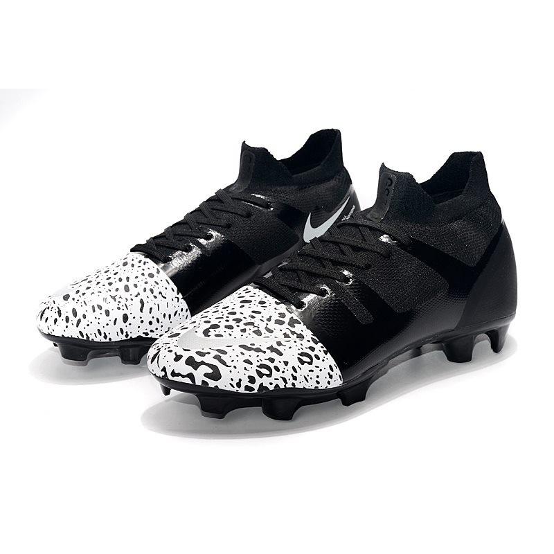 Zapatillas Nike Mercurial Greenspeed 360 FG Negro Blanco