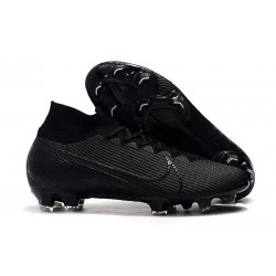 Botas Nike Mercurial Superfly 7 Elite FG Under The Radar Negro