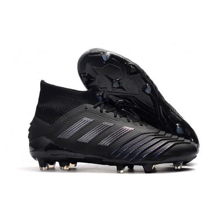 Botas y Zapatillas de Fútbol adidas Predator 19.1 FG - Negro