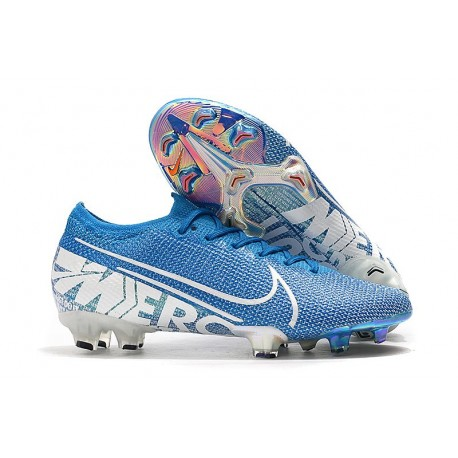 Botas de fútbol Nike Mercurial Vapor 13 Elite FG New Lights Azul