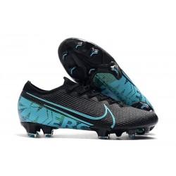 Botas de fútbol Nike Mercurial Vapor 13 Elite FG Negro Azul