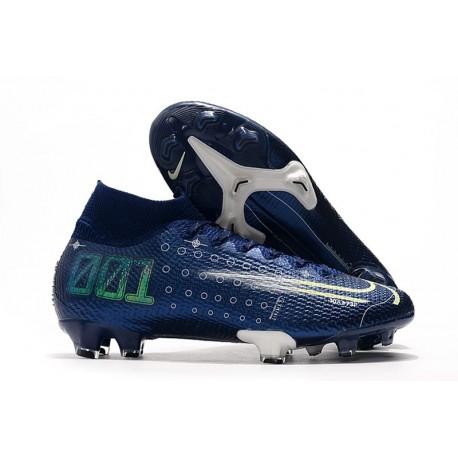 Botas Nike Dream Speed Mercurial Superfly 7 Elite FG Azul