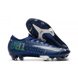 Nike Zapatillas Dream Speed Mercurial Vapor XIII 360 Elite FG Azul Blanco