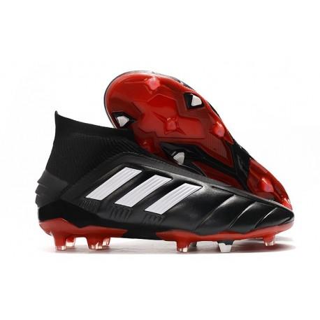 adidas Predator Mania 19+FG ADV Zapatillas de Futbol Negro