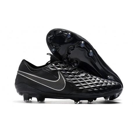 Zapatillas de Fútbol Nike Tiempo Legend 8 FG -Negro