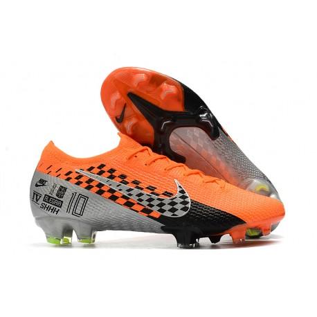 Nike Zapatillas Mercurial Vapor XIII 360 Elite FG Naranja Cromo Negro