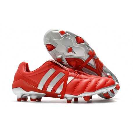 Adidas Predator Mania Og FG Predator Zapatillas de Futbol Rouge Metal