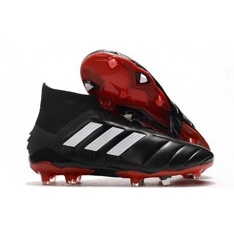Botas y Zapatillas de Fútbol adidas Predator Mania 19.1 FG ADV Negro