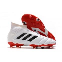 Botas y Zapatillas de Fútbol adidas Predator Mania 19.1 FG ADV Blanco