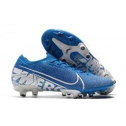 Nike Mercurial Vapor XIII Elite AG-PRO Azul Blanco