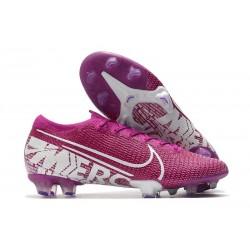 Botas Nike Mercurial Vapor 13 Elite FG ACC Violeta Blanco