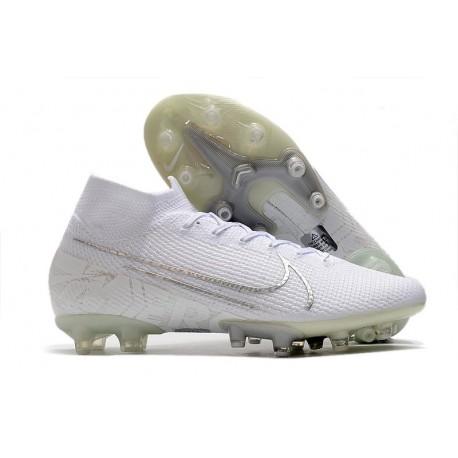 Nike Mercurial Superfly VII Elite AG-Pro Blanco