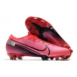Botas Nike Mercurial Vapor 13 Elite FG ACC Láser Crimson Negro