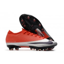 Nike Mercurial Vapor XIII Elite AG-PRO Rojo Metal Negro