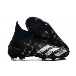 Zapatillas adidas Predator Mutator 20+ FG Paul Pogba Negro Gris