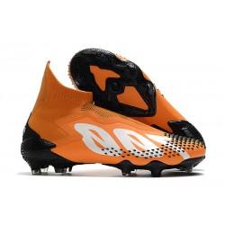 Zapatillas adidas Predator Mutator 20+ FG Naranja Blanco