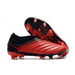 Zapatillas de Futbol adidas Copa 20+ FG Rojo Blanco Negro