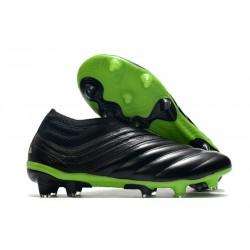Zapatillas de Futbol adidas Copa 20+ FG Negro Verde