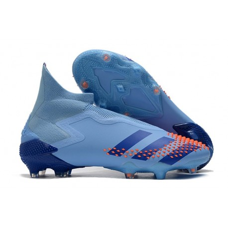 Zapatillas adidas Predator Mutator 20+ FG Azul Pop