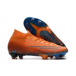 Nike Mercurial Dream Speed 003 'Phoenix Rising' Concept Naranja Azul Rojo