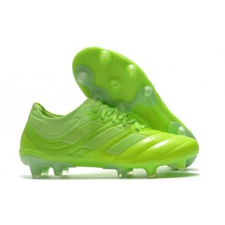 Adidas COPA 20.1 FG Botas de Futbol Cesped ARTIFICIAL Verde