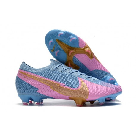 Botas Nike Mercurial Vapor 13 Elite FG Blue Pink