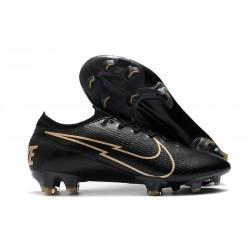 Botas Nike Mercurial Vapor 13 Elite FG Negro Oro